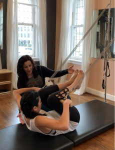 One on One Pilates Session