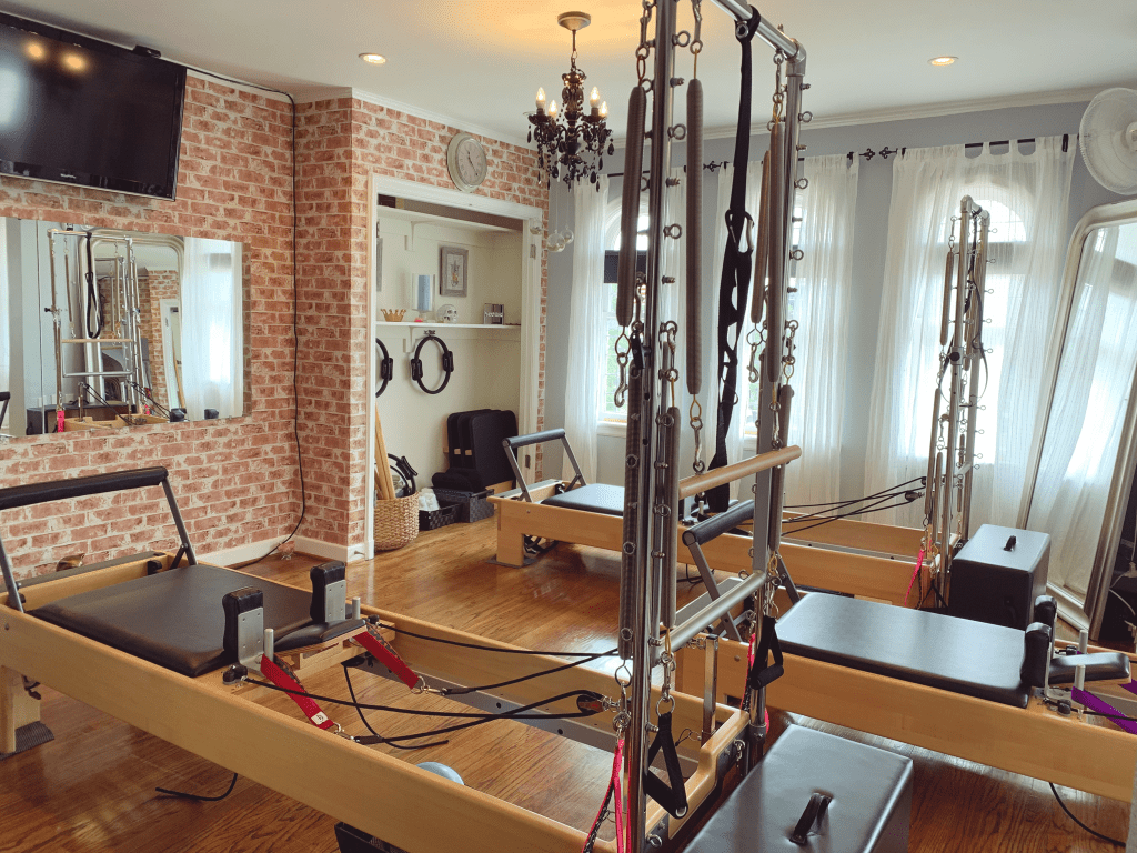 Individualized Attention during every Pilates Session